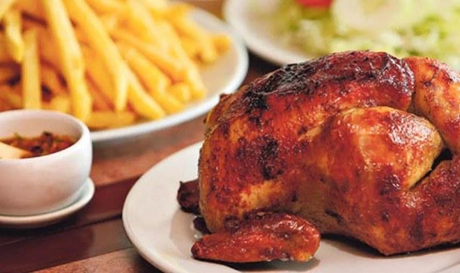 Pollos a la brasa por Delivery