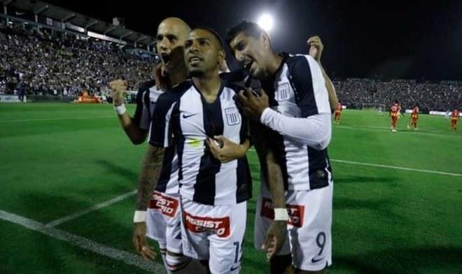 Alexi Gómez, Alianza Lima