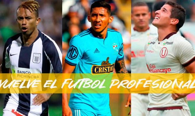 Martín Vizcarra Fútbol Peruano