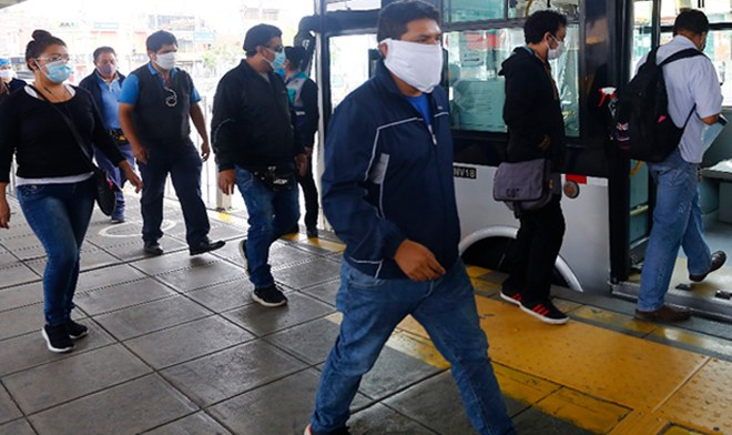 Coronavirus Peru EN VIVO hoy Sabado 23 de mayo casos confirmados muertos recuperados mapa Minsa Pandemia COVID-19