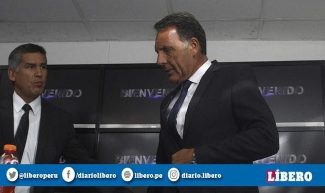 """Gustavo Zevallos: """"Contratamos a Russo y no le fue bien en Alianza, pero campeonó con Boca Juniors"""""""