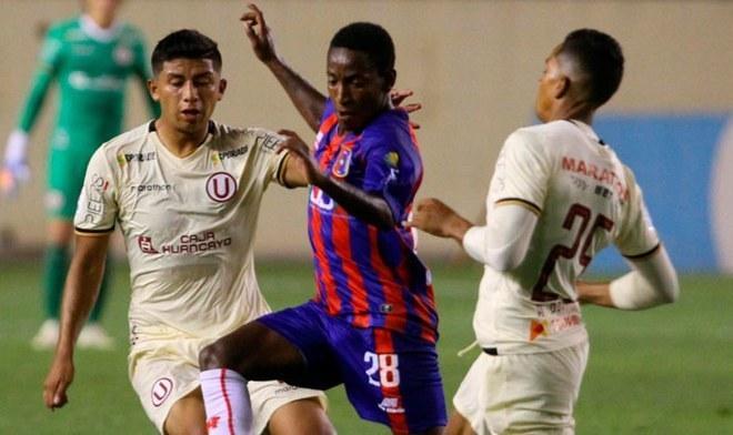 Jack Durán, Alianza Universidad, Copa Perú