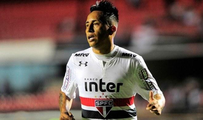 Christian Cueva, Selección peruana