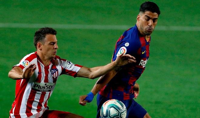Barcelona vs Atlético