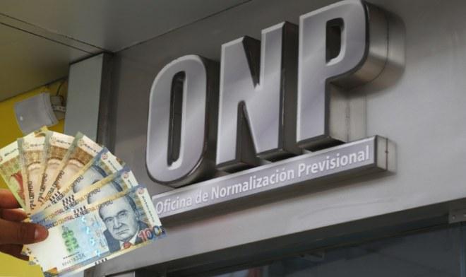 Retiro ONP