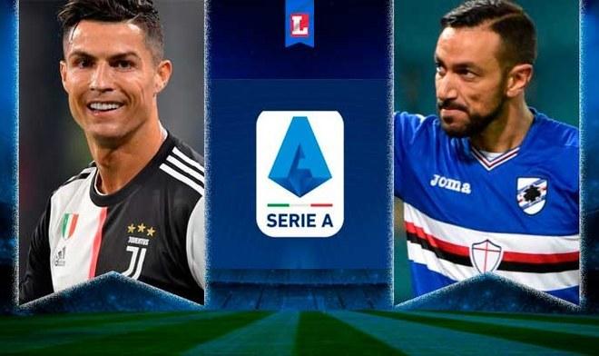Juventus vs Sampdoria EN VIVO