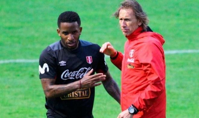 Jefferson Farfán, Selección peruana