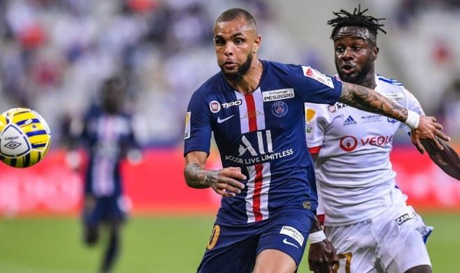 PSG vs Lyon Copa de la Liga