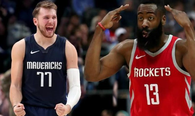 Mavericks vs Rockets EN VIVO NBA