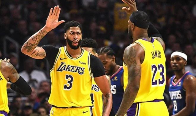 NBA Lakers