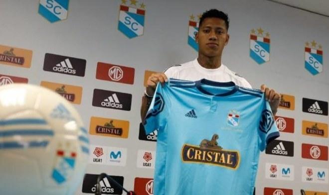 Ray Sandoval, Sporting Cristal