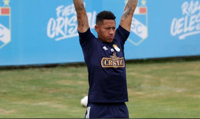 Ray Sandoval separado: Sporting Cristal
