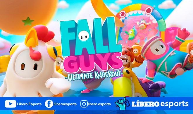 PlayStation 4: descarga gratis Fall Guys: Ultimate Knockout desde hoy