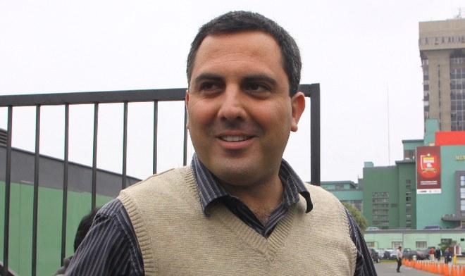 Jorge Vidal Universitario