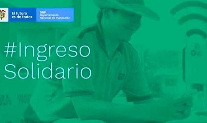 Ingreso Solidario Colombia: conoce cómo y cuándo cobrar los 160 000 pesos
