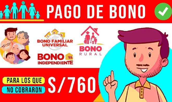 bono independiente peru