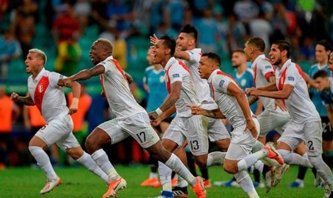 Selección Peruana Copa América 2021