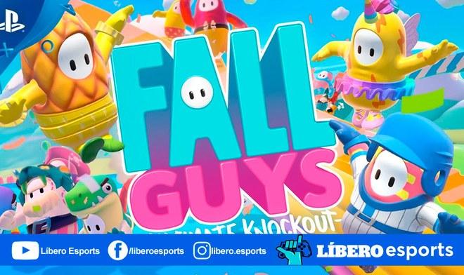 Fall Guys: Ultimate Knockout: descárgalo gratuito en tu consola