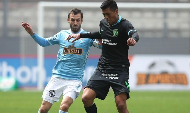 Alianza Lima, Sporting Cristal, Liga 1 Movistar