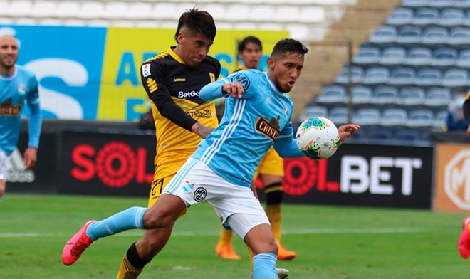 Sporting Cristal, Cantolao