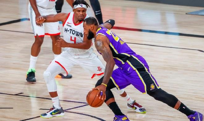 Lakers vs Rockets EN VIVO