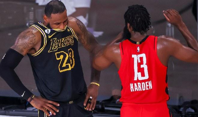 Lakers vs. Rockets