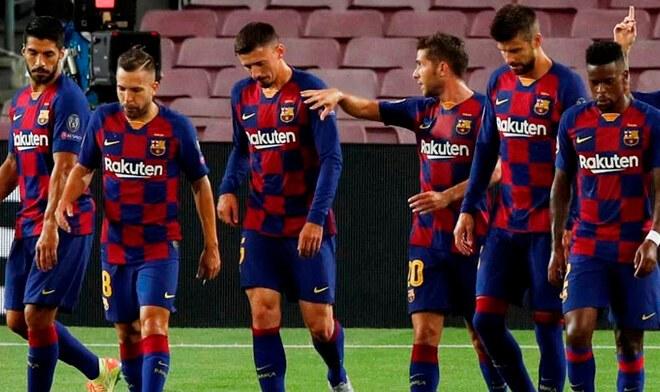 Barcelona vs. Nastic EN VIVO