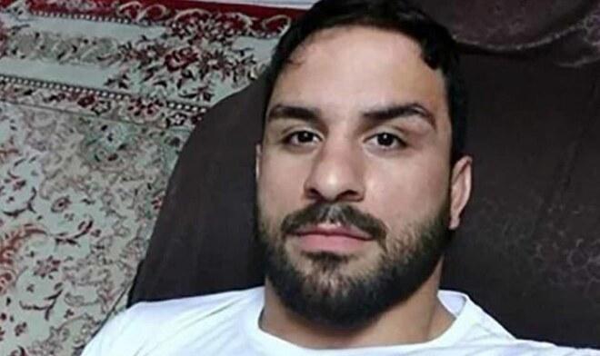 Navid Afkari Irán