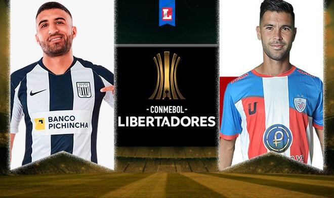 Alianza Lima vs Estudiantes Mérida