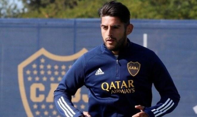 Carlos Zambrano, Boca Juniors