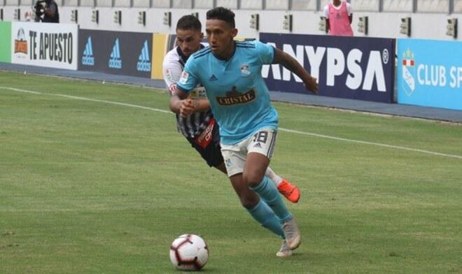 Christofer Gonzales, Sporting Cristal