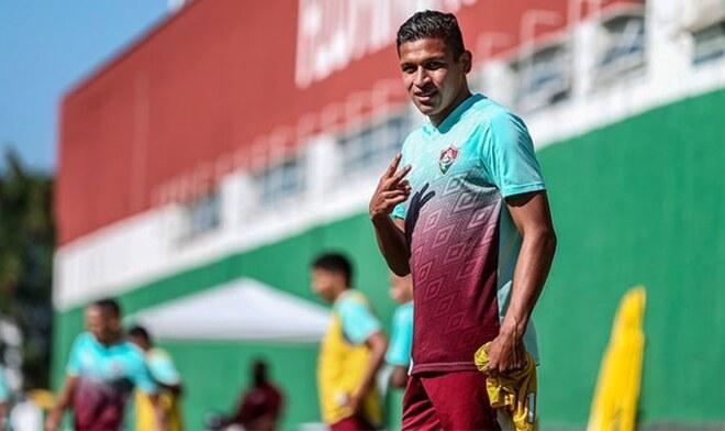 Fernando Pacheco, Fluminense