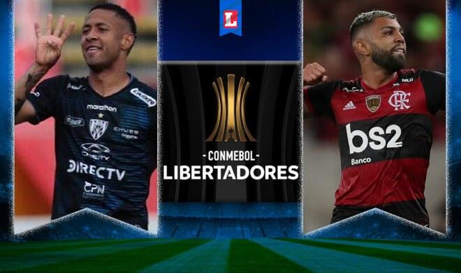 Independiente del Valle vs Flamengo