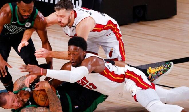 Miami Heat vs Boston Celtics NBA
