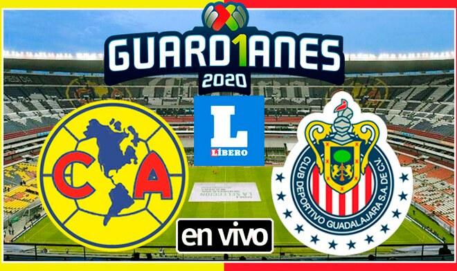 América vs Chivas en vivo | Liga MX | TUDN