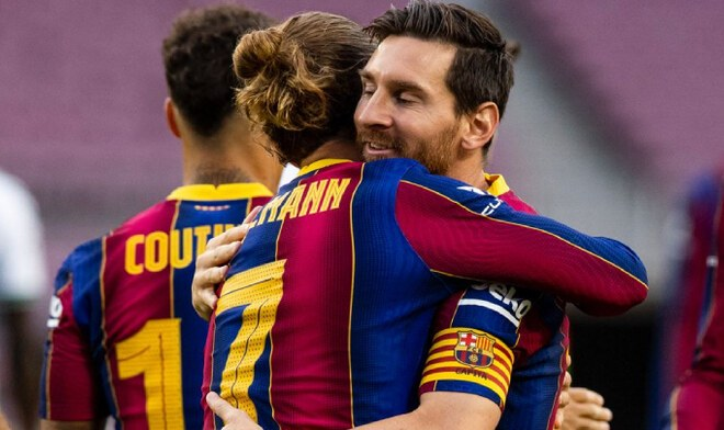 FC Barcelona 1-0 Elche