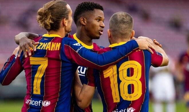 FC Barcelona vs Elche