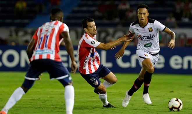 Melgar, Copa Libertadores