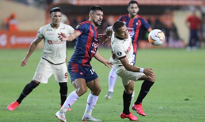 Universitario, Copa Libertadores