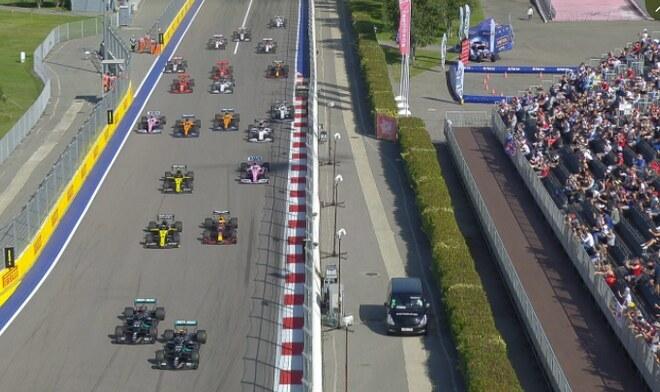 Fórmula 1 GP de Rusia