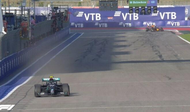 Valtteri Bottas Fórmula 1