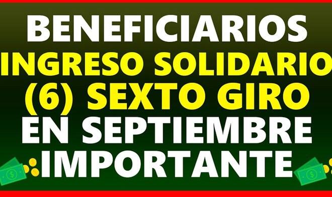 Ingreso Solidario GOV CO