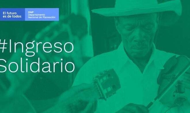 Ingreso Solidario Colombia: ¿Cuándo se pagará el sexto giro del subsidio?