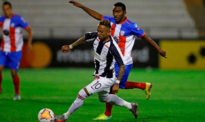 Alianza Lima vs Estudiantes