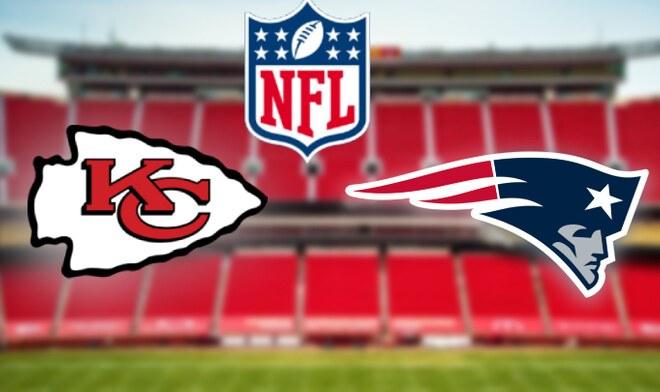 Patriots vs Chiefs EN VIVO NFL