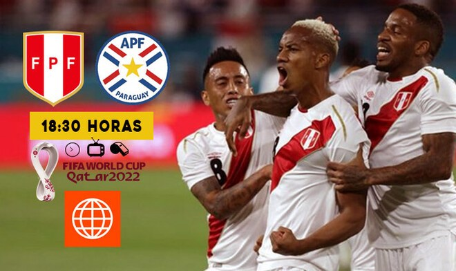 Ver America Tv En Vivo Peru 2 2 Paraguay Ft Por Eliminatorias Qatar 2022 Ap Noticias Peru