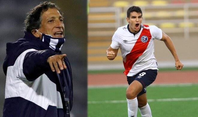 Alianza Lima, Matías Succar