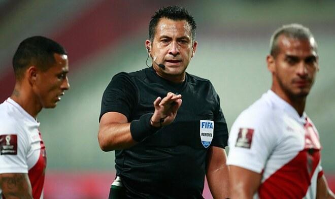 Julio Bascuñán Selección Peruana
