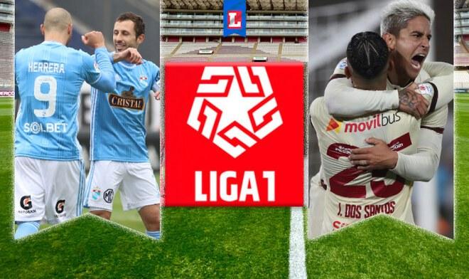 Sporting Cristal vs Universitario