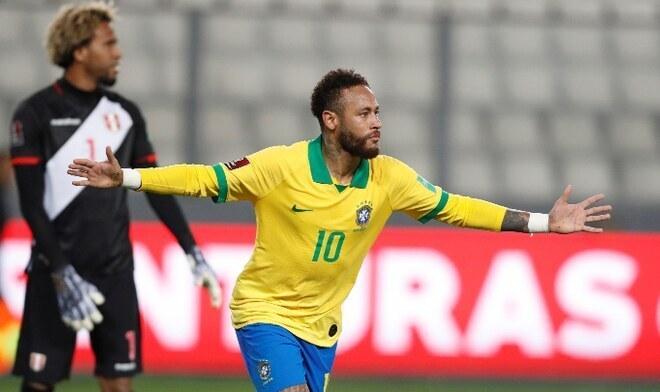 Brasil Neymar Zambrano